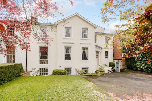 Semi-detached house for sale in Binswood Avenue, Leamington Spa, Warwickshire