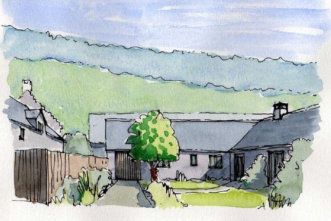 Thumbnail Barn conversion for sale in Grange Farm Steading/The Byre, Mutehill, Kirkcudbright
