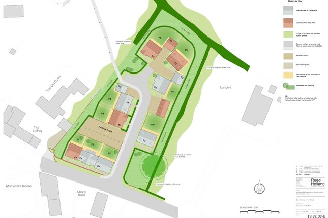 Thumbnail Land for sale in Development Site For 9 Dwellings, Washford, Watchet