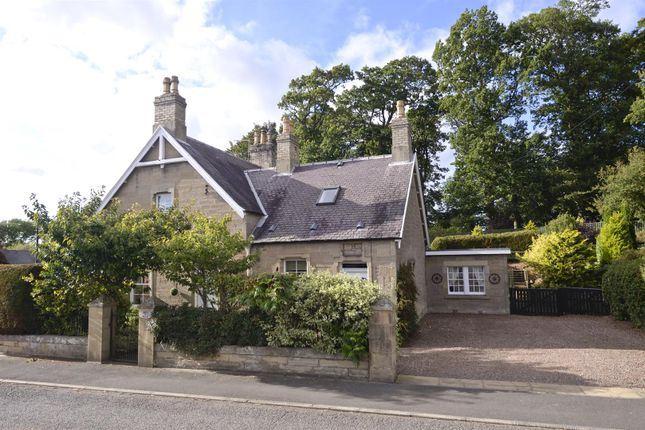 Thumbnail Detached house for sale in Main Street, Swinton, Duns