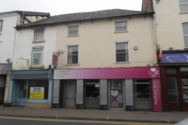 Thumbnail Office for sale in Eign Street, Hereford, Herefordshire