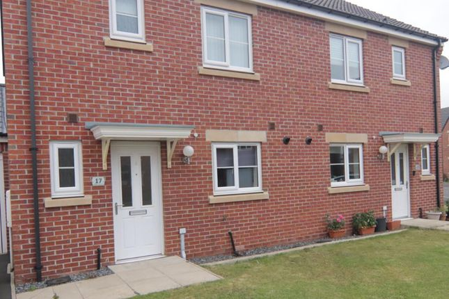 Thumbnail Semi-detached house for sale in Ridge End Drive, Seaton Delaval, Whitley Bay