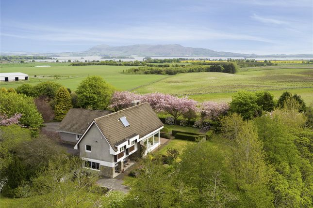 Thumbnail Detached house for sale in Kinross