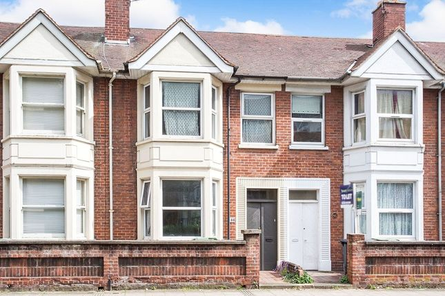 Thumbnail Terraced house to rent in Green Road, Southsea