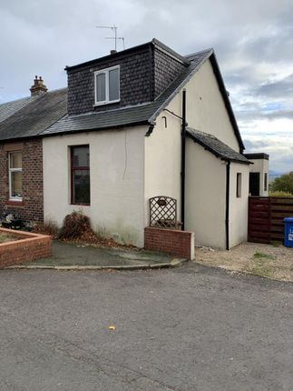 Thumbnail End terrace house to rent in Castle Terrace, Winchburgh, West Lothian