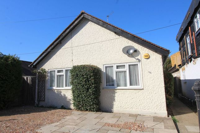 Thumbnail Bungalow for sale in Rusham Road, Egham