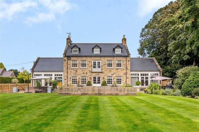 Thumbnail Detached house for sale in Pinderpound, Plompton Road, Follifoot, Near Harrogate