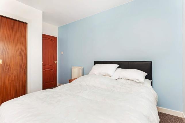 Bedroom 1 of Muriel Blue Court, 1 Caledonia Gardens, Gourock, Inverclyde PA19