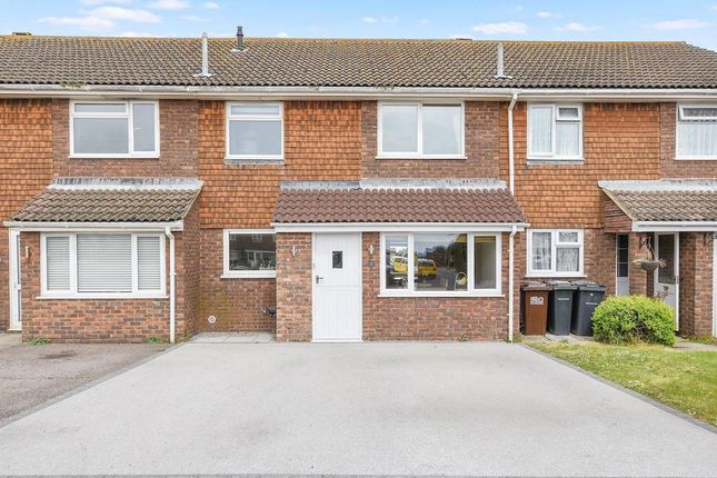 Thumbnail Terraced house for sale in Glebe Close, Bexhill-On-Sea