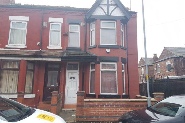 Reynell Road, Longsight, Manchester M13