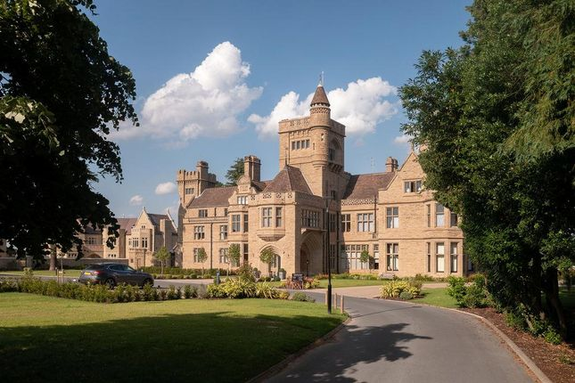 Thumbnail Flat for sale in Haseley Manor, Hatton, Warwick