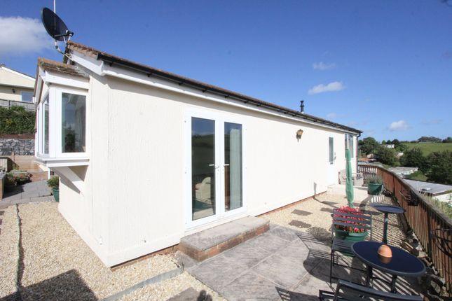 Thumbnail Mobile/park home for sale in Falcon Park, Totnes Road, Paignton