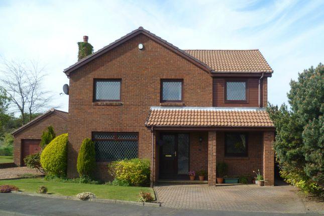 Thumbnail Detached house for sale in Glen Moriston Drive, Dunfermline