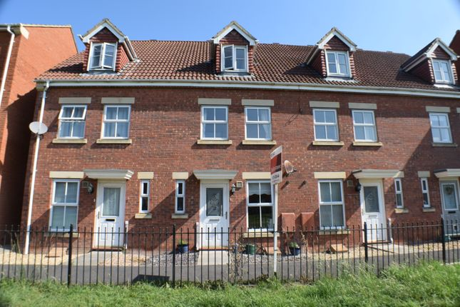 Thumbnail Terraced house to rent in Countess Avenue, Bridgwater