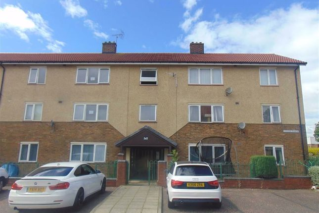 Thumbnail Flat to rent in Anson Place, Westerhope, Newcastle Upon Tyne