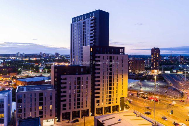 2 bed flat to rent in One Regent, Regent Road, Manchester