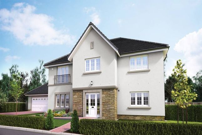 "Thumbnail Detached house for sale in ""The Macrae"" at Wilkieston Road, Ratho, Newbridge"