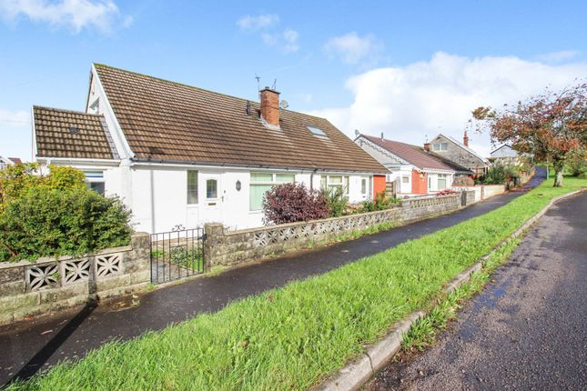 3 bed semi-detached bungalow for sale in Shirdale Close, Hengoed CF82