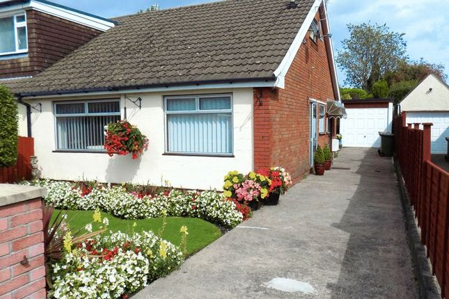 Thumbnail Bungalow for sale in Lon Fawr, Caerphilly