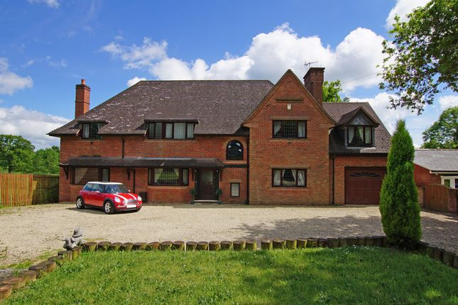 Thumbnail Detached house for sale in Linthurst Road, Blackwell