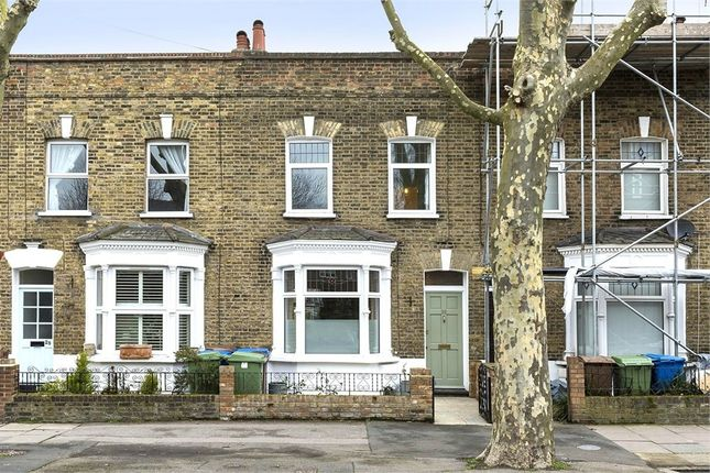 Thumbnail Terraced house to rent in Gomm Road, London