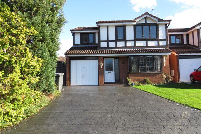 Thumbnail Property to rent in Tutbury Avenue, Perton, Wolverhampton