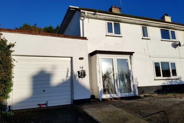 Thumbnail Property to rent in Ramshill Road, Paignton