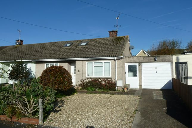 Thumbnail Semi-detached bungalow for sale in South Meadows, Wrington