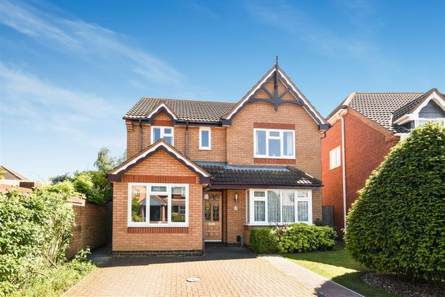 Thumbnail Detached house for sale in Thomas Way, Royston