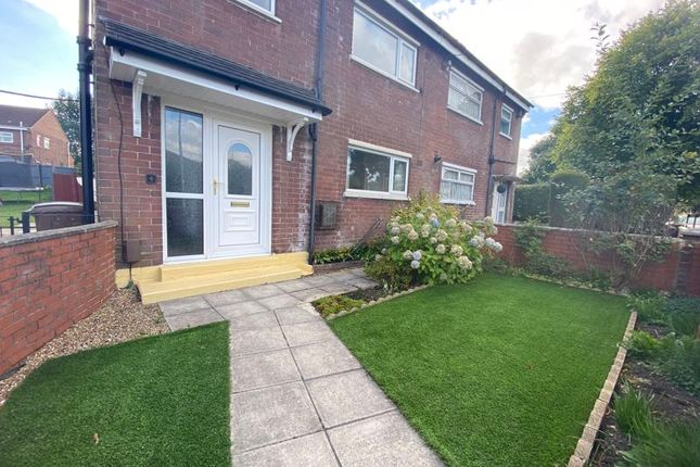 Thumbnail Semi-detached house to rent in Bowman Grove, Fegg Hayes, Stoke-On-Trent, Staffordshire