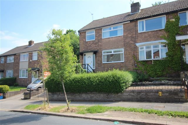 Front of Newman Road, Wincobank, Sheffield S9