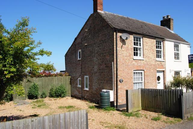 Thumbnail Semi-detached house for sale in Elm, Wisbech, Cambridgeshire