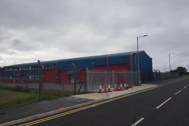 Thumbnail Light industrial to let in Unit 2 Princess Of Wales Court, Seaway Parade, Port Talbot