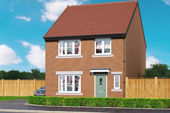 "Thumbnail Property for sale in ""Rothway"" at Langton Road, Norton, Malton"