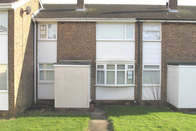 Thumbnail Terraced house to rent in Tindale Avenue, Mayfield Dale, Cramlington