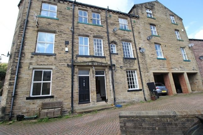 Thumbnail Maisonette for sale in Little Box House, Luddenden, Halifax, West Yorkshire