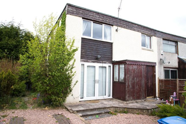 Thumbnail End terrace house to rent in Earlston Way, Glenrothes