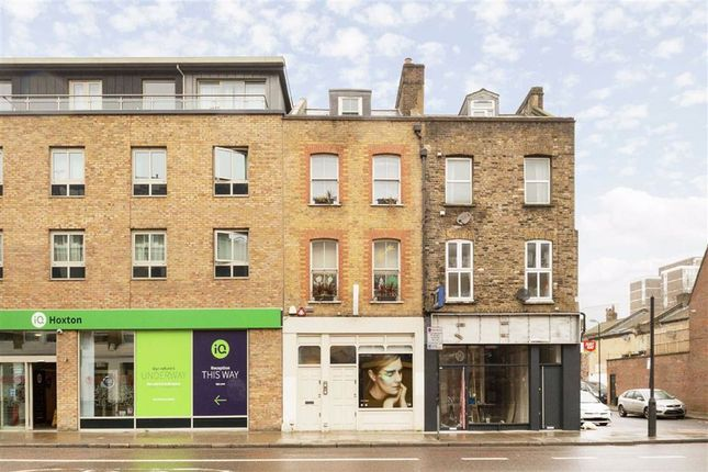 Thumbnail Property to rent in Kingsland Road, London