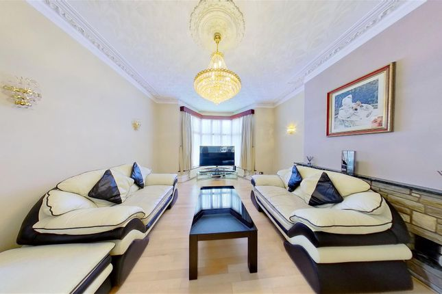 Thumbnail End terrace house for sale in Cranbrook Road, Ilford
