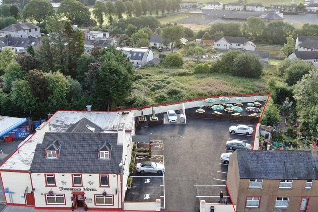 Thumbnail Leisure/hospitality for sale in Townhead Hotel, Townhead Street, Lockerbie, Dumfries And Galloway