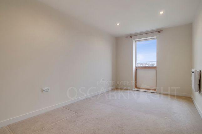 Master Bedroom of Bassett House, Durnsford Road, Wimbledon SW19