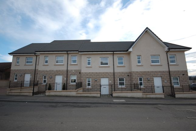 Thumbnail Terraced house for sale in Deanshaugh Road, Elgin