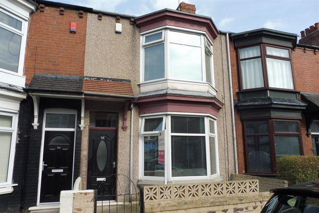 Thumbnail Terraced house for sale in Ayresome Park Road, Middlesbrough
