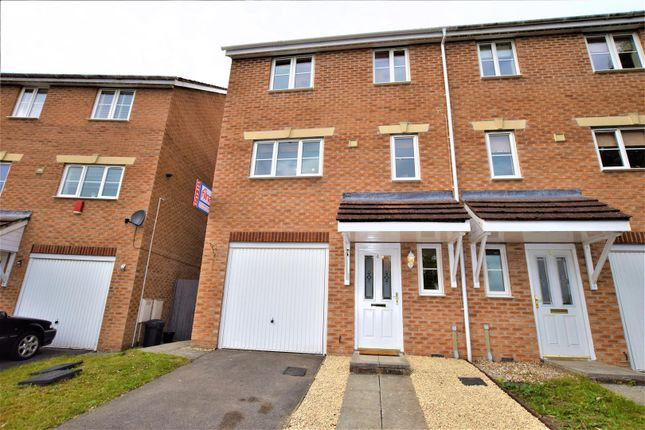 Thumbnail Semi-detached house for sale in Trem Mapgoll, Barry