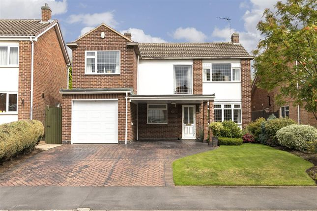 Thumbnail Detached house for sale in Woodcote Avenue, Kenilworth