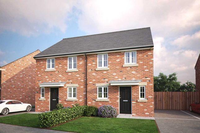 3 bed semi-detached house for sale in Roseberry Close, Warton, Preston, Lancashire PR4