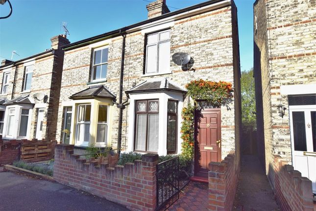 Thumbnail Semi-detached house to rent in Morant Road, Colchester