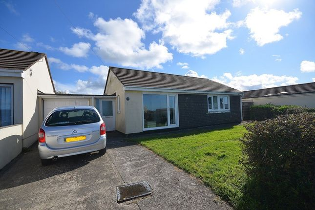 Thumbnail Bungalow for sale in Atlantic Way, Porthtowan, Truro