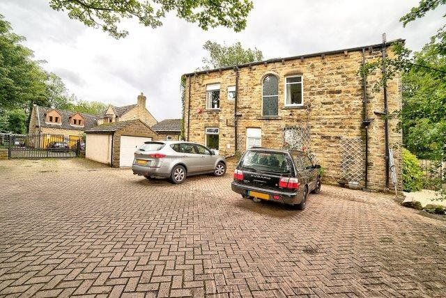 Thumbnail Detached house for sale in Leeds Road, Liversedge, West Yorkshire