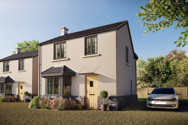 Thumbnail Detached house for sale in 12, Cross Street, Caerleon, Newport